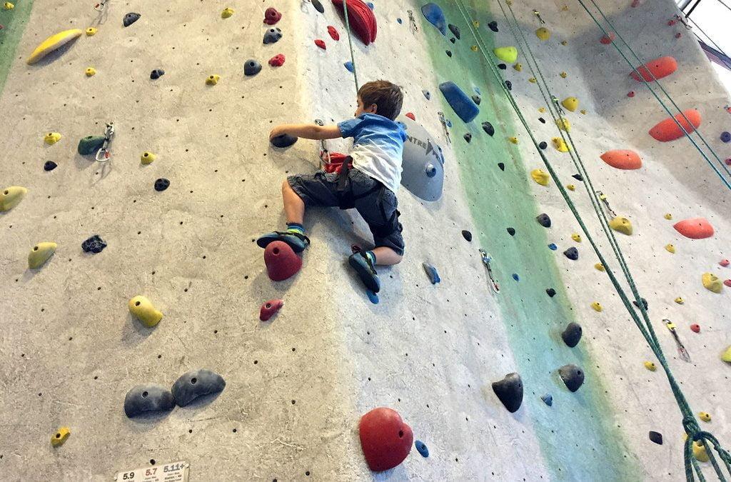 A Beginner's Guide to Rock Climbing