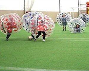 Bubble Soccer: It's So Much Fun!